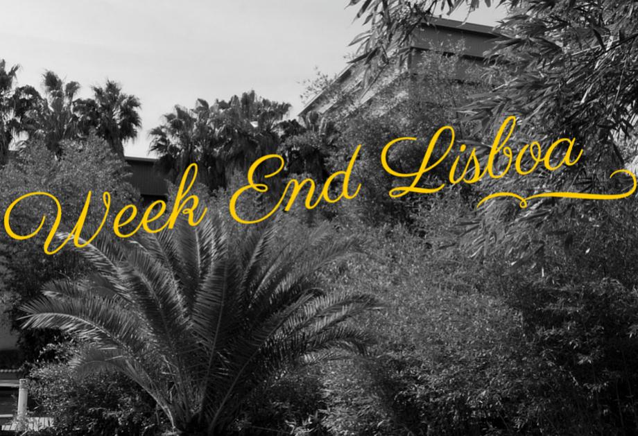 Carnet de voyage Lisbonne Day 1 ☀️