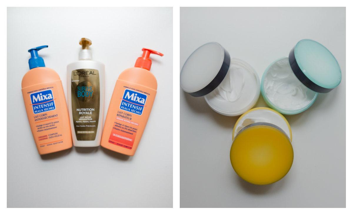 lait corporel vs baume corporel lequel choisir blog beaut mode lifestyle. Black Bedroom Furniture Sets. Home Design Ideas