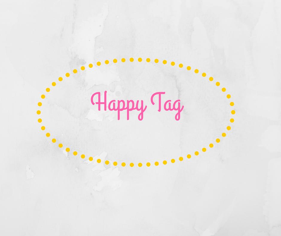 Happy Tag ♥