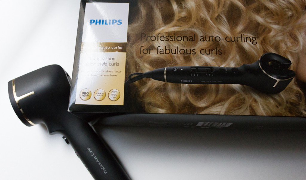ProCare Auto Curler de Philips : le boucleur automatique révolutionnaire