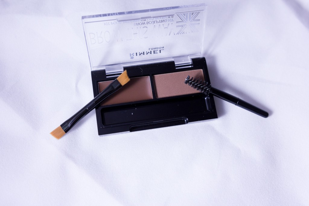Revue Kit Sourcils Brow this Way Rimmel London