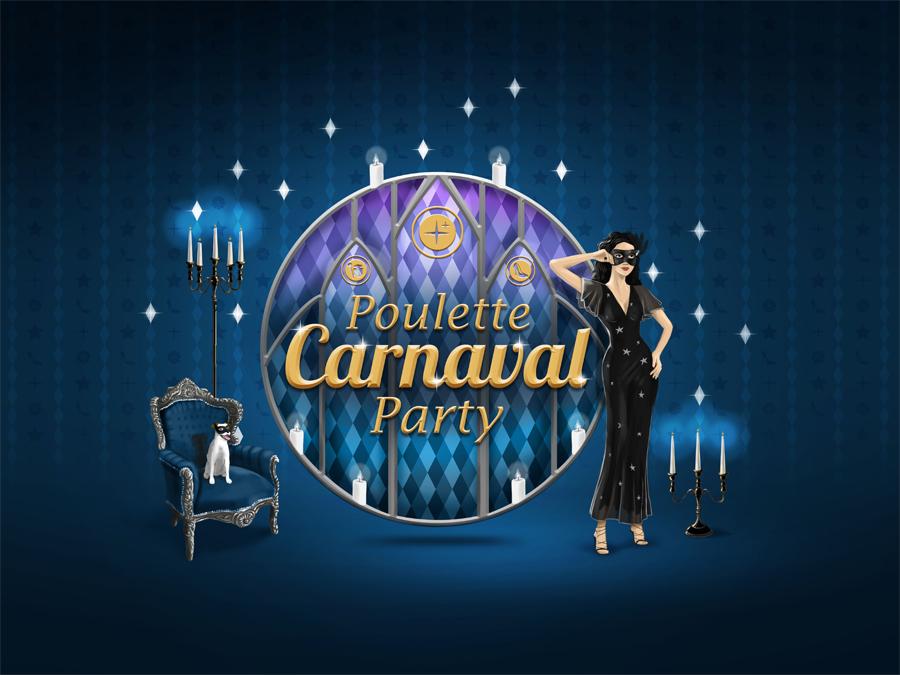 Poulette Carnaval Party