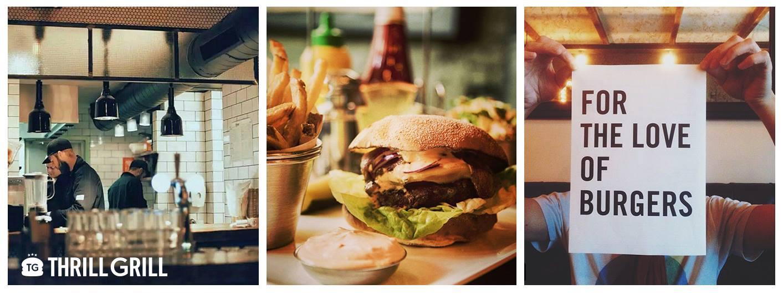 amsterdam thrill grill restaurant voyage conseil restaurant pays bas burger