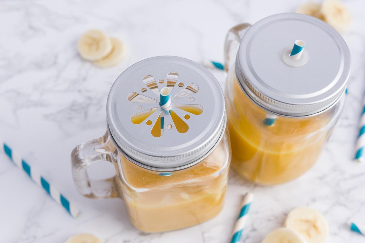 smoothie recette miam cuisine cook food cooking blog lait coco banane mangue degustabox