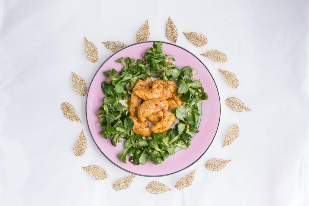 Recette poulet mariné à la provençale