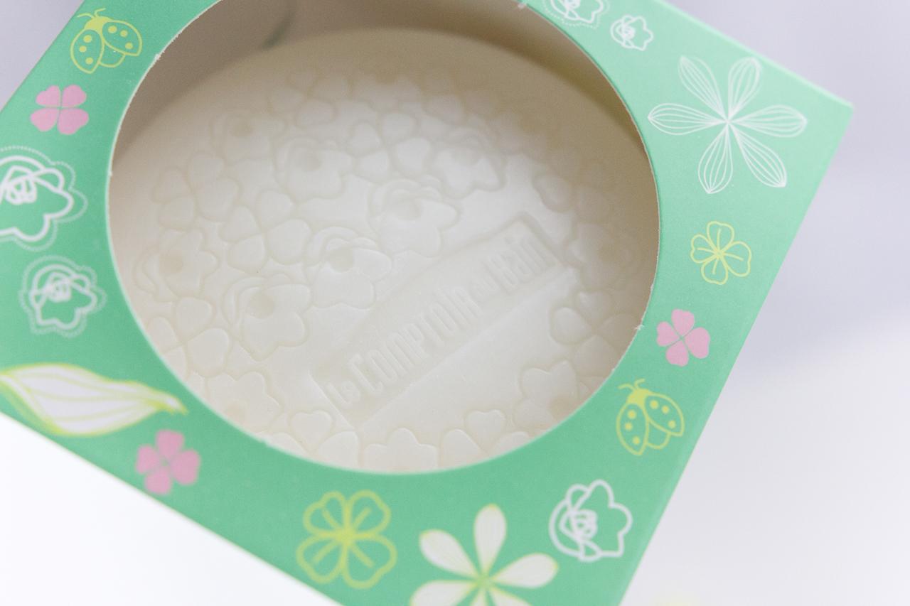comptoir du bain avis blog revue muguet édition limité savon douche