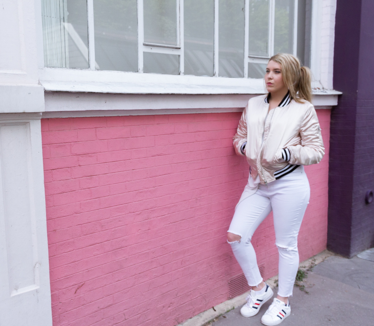 look style paris outfit missguided topshop adidas superstar néejolie bornpretty ootd fashion mode blog blogueuse