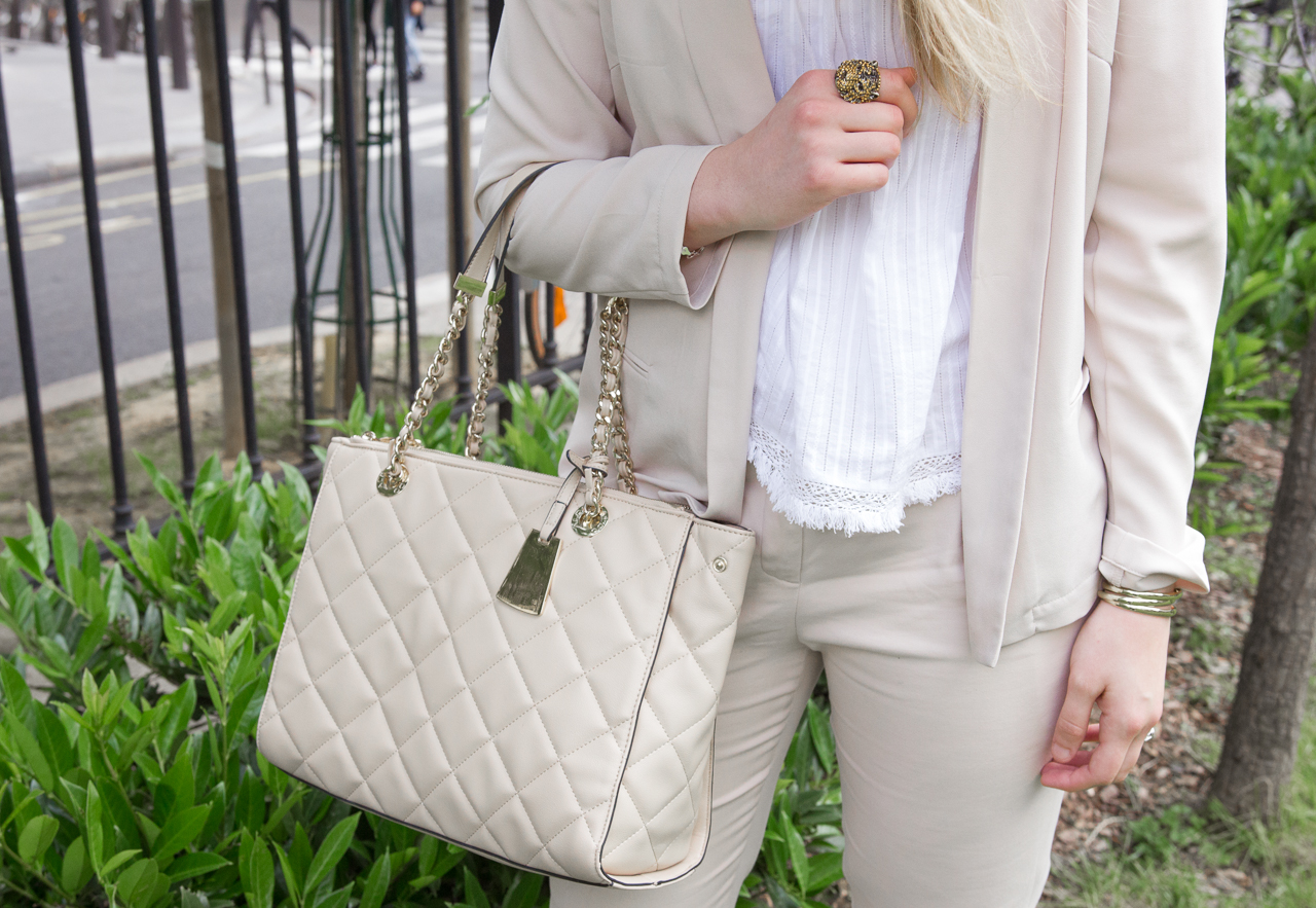 look mode blogueuse fashion zara aldo beige primark new look summer été