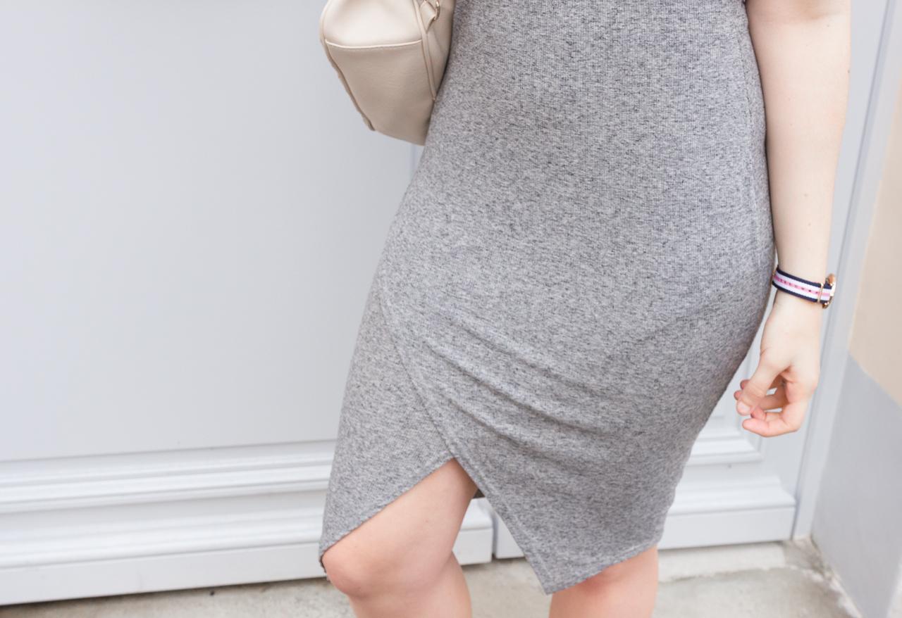 look blog blogueuse mode outfit fashion jupe portefeuille haut lacé missguided primark h&m justfab summer été