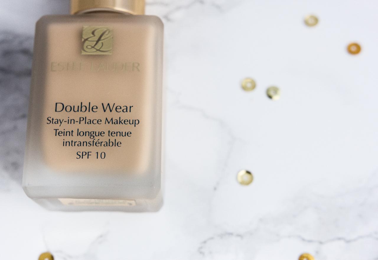 fond de teint double wear estée lauder avis revue blog beauté maquillage