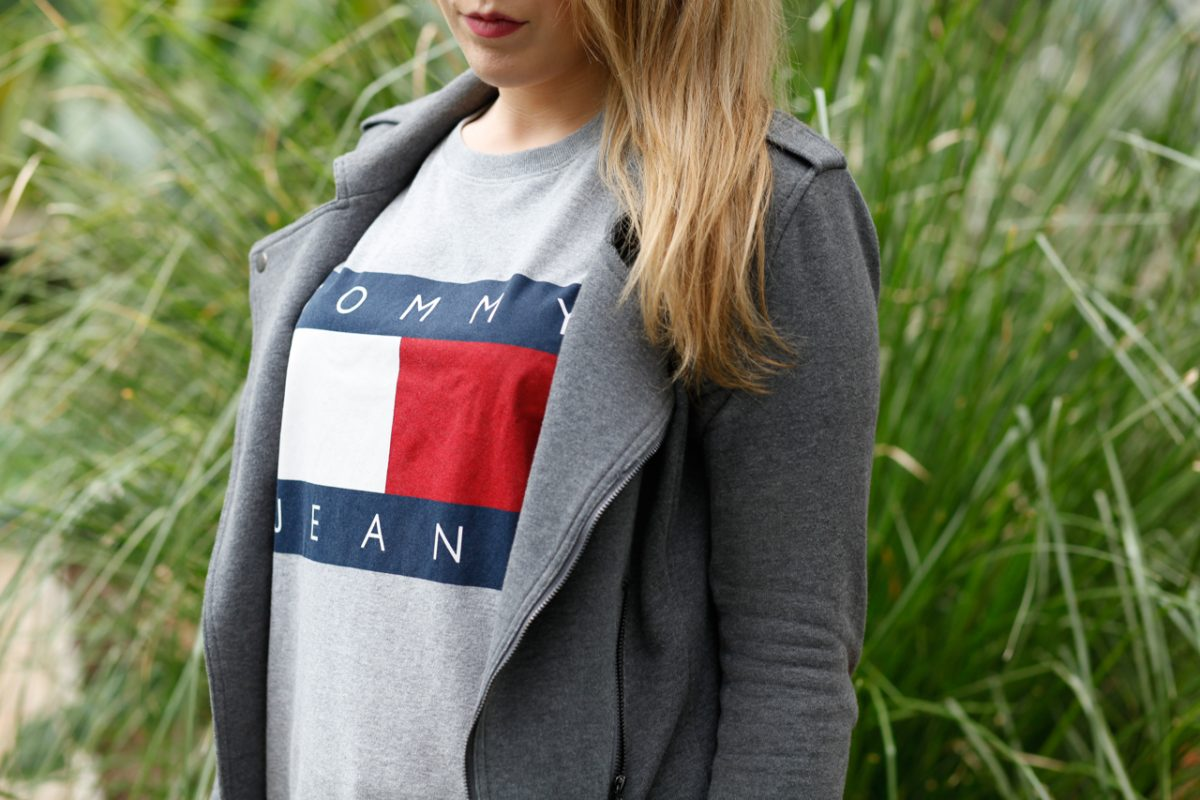 All about Tommy Jeans