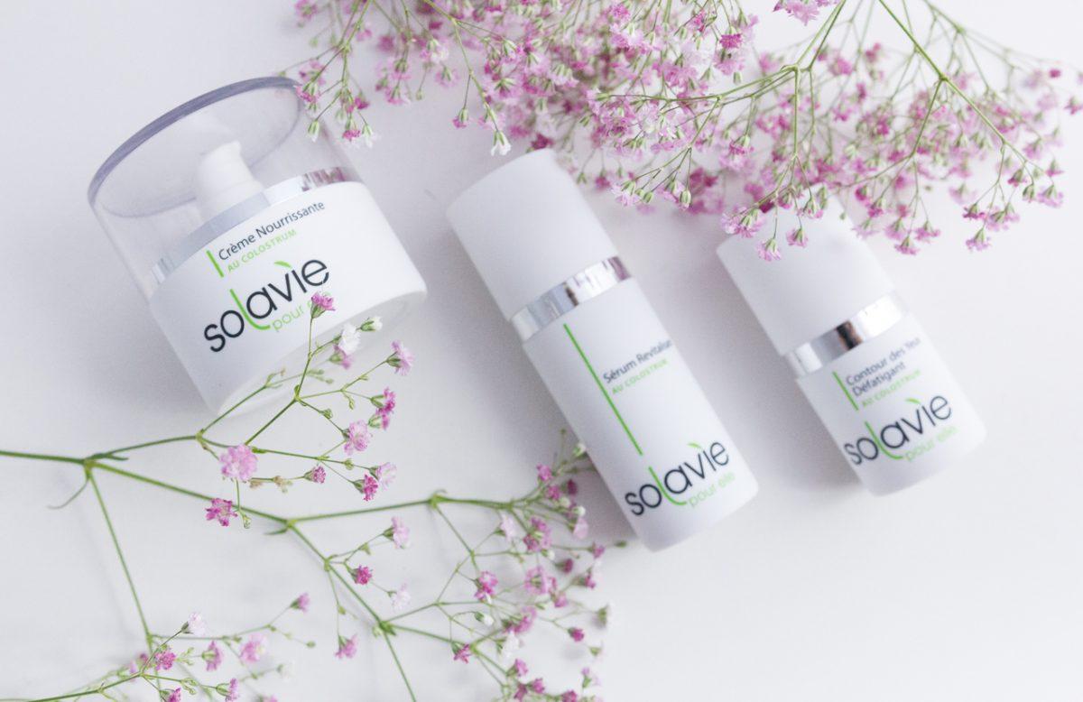 Solavie : des soins naturels au Colostrum
