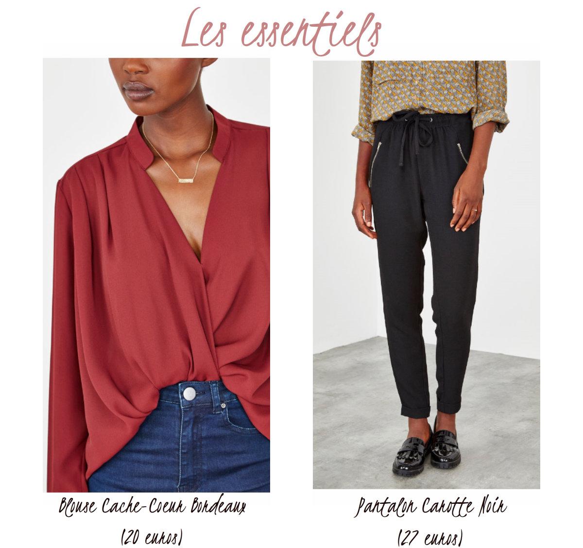 collection irl showroomprive shopping bon plan mode fashion style tenue