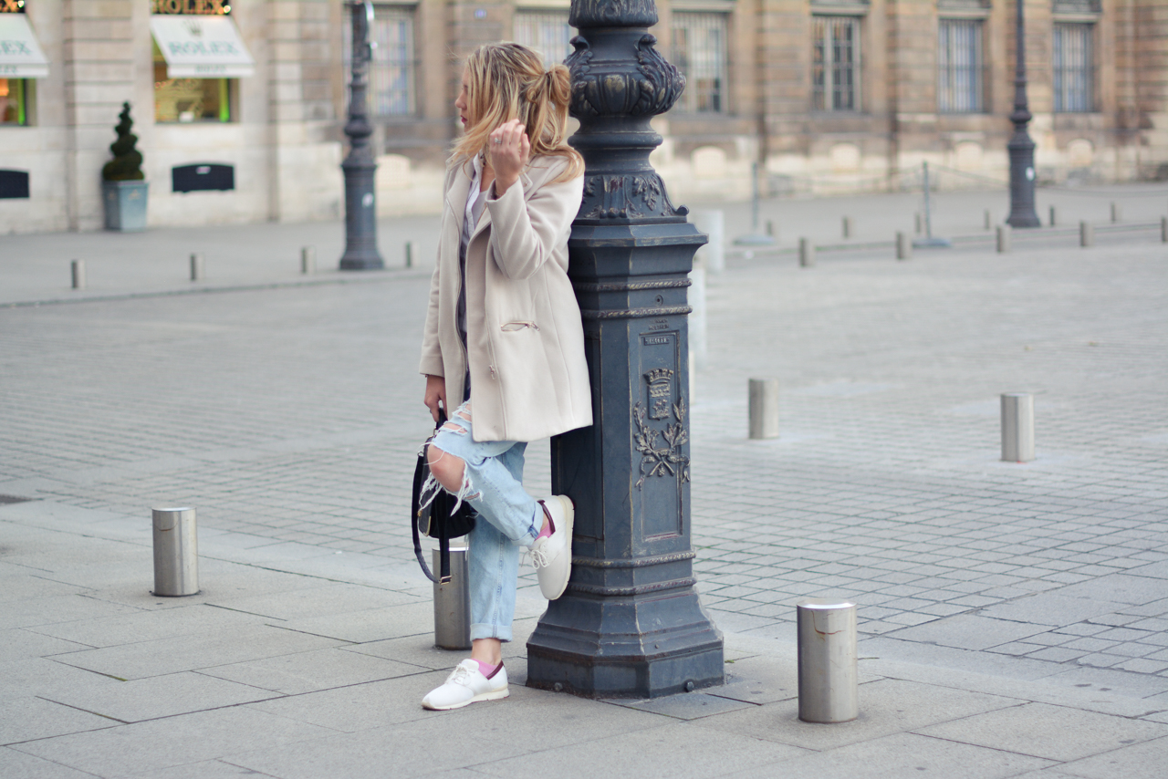 look blogueuse mode style outfit ootd fashion outfitoftheday h&m missguided movel