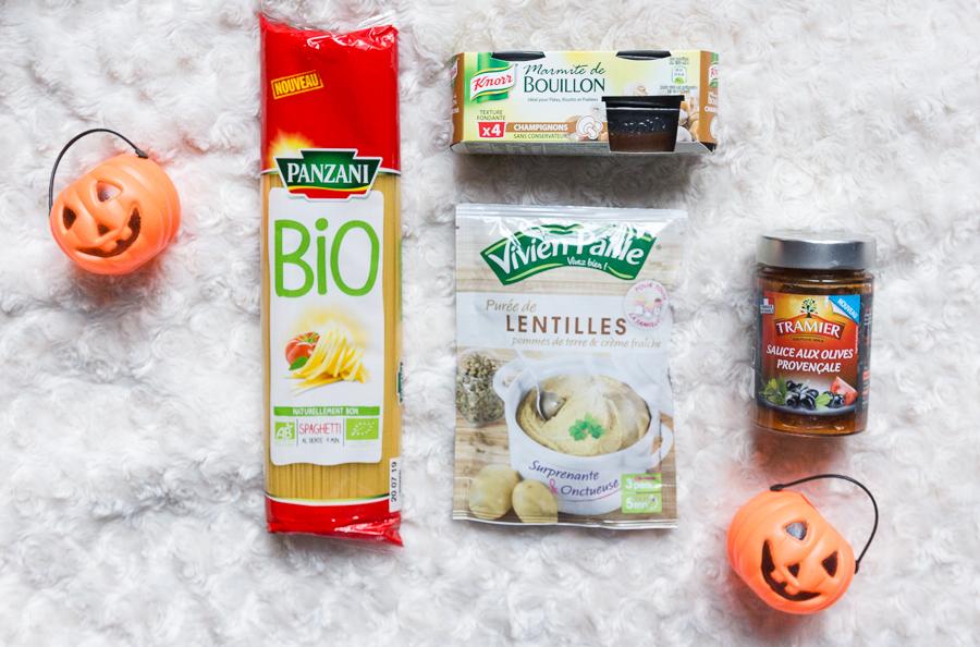 degustabox box food foodie bouffe abonnement mensuel culinaire miam