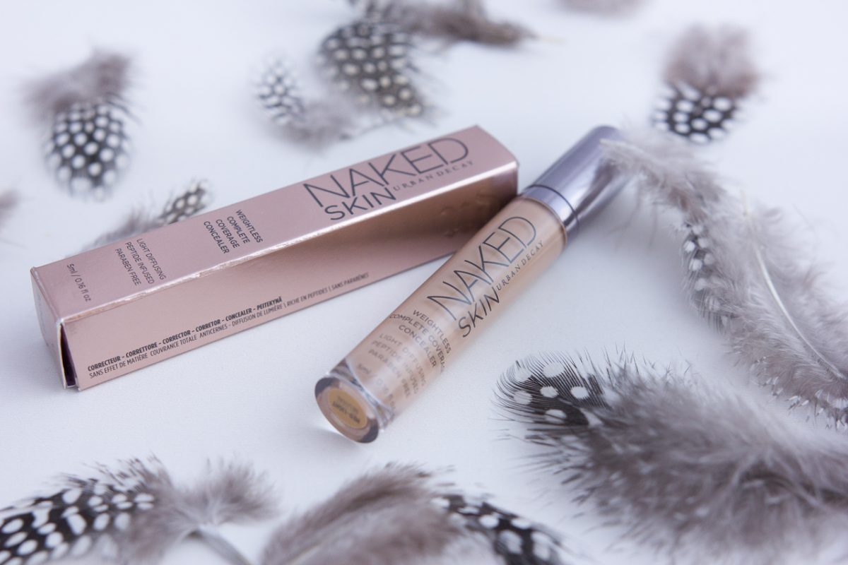 L'anti-cernes Naked Skin de Urban Decay : top ou flop ?
