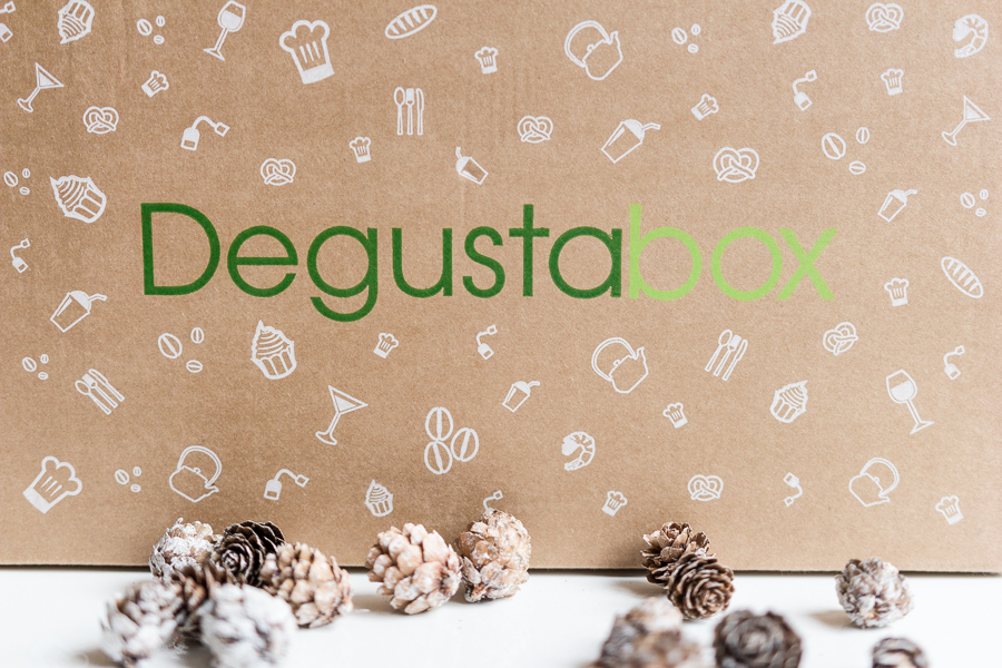 Degustabox Decembre 2016 : Best Of Box