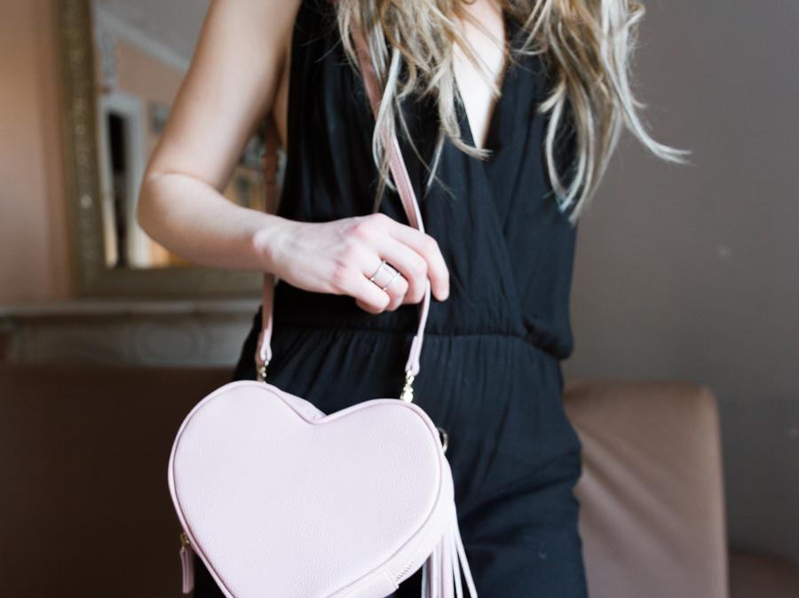 Saint-Valentin : ma tenue de Valentine