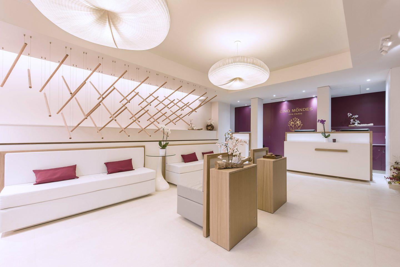 Mon massage au Spa Cinq Mondes Paris