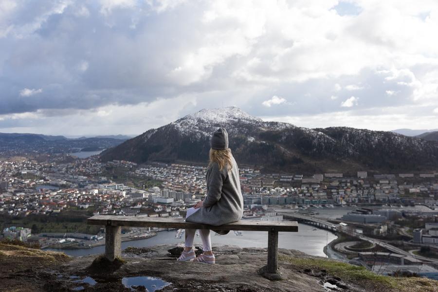 Norvège : Mon city guide de Bergen