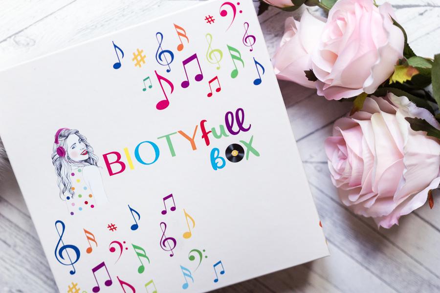 Biotyfull Box de Juin 2017 : La dansante