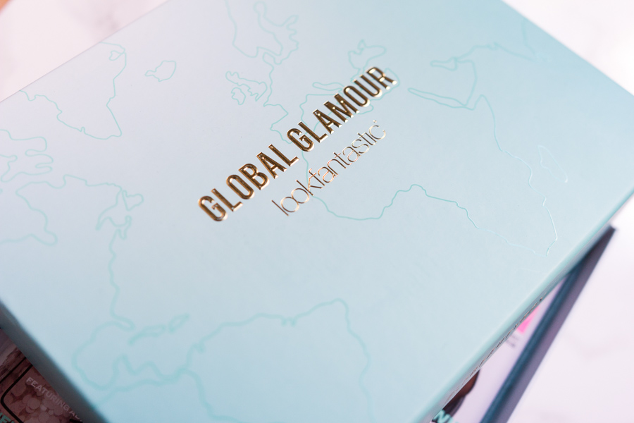 LookFantastic Box Août 2017 : Global Glamour