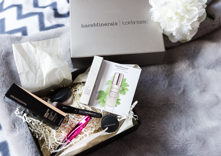 LookFantastic Box X bareMinerals