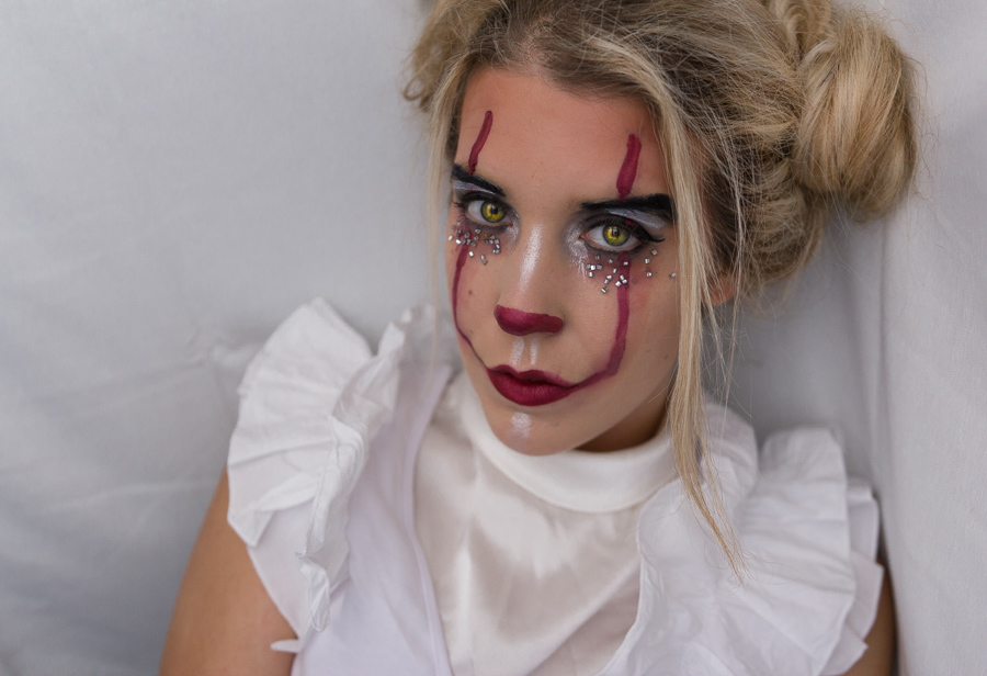 Halloween Makeup : Clown Ça